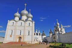 Rostov Veliky Kremlin Royalty Free Stock Images