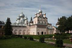 Rostov Veliky. Rostov Kremlin. Stock Images