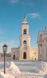 Rostov Veliky in winter Royalty Free Stock Photography