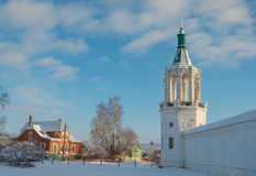 Rostov Veliky winter Royalty Free Stock Images
