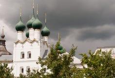 Rostov Wielki, Kremlin Zdjęcia Stock