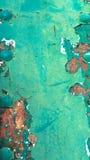 Rostplatten-Stahlhintergrund auf im Freien Stockbilder