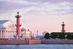 Rostral Column Royalty Free Stock Photography