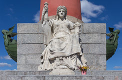 Rostral Column Royalty Free Stock Images