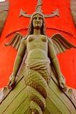 Rostral column detail, Saint-Petersburg, Russia. Royalty Free Stock Photos