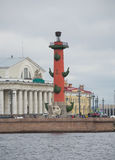 Rostral column Stock Photos