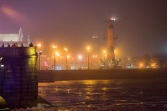 Rostral column Stock Photo