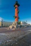 Rostral Kolom Stock Afbeeldingen
