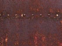 Rosttexturbakgrund Arkivfoton