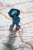 Roswell New Mexico Royalty Free Stock Photos