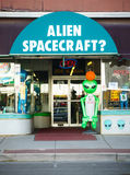 Roswell, New Mexico Royalty Free Stock Images