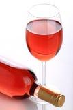 Rosy wine Royalty Free Stock Photo