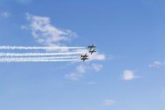 Rosyjscy militarni samoloty zdjęcia stock