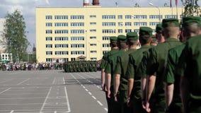 Rosyjscy wojsko ?o?nierze zbiory wideo