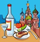 rosyjska ajerówka Zdjęcia Stock