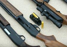 rosyjska broń Fotografia Stock