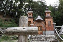 Rosyjska Kaplica, Slovenia. Obraz Royalty Free