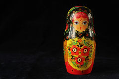 Rosyjska lala Zdjęcia Royalty Free