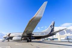 Rosyjska standardowa ajerówka 737 Zdjęcia Stock