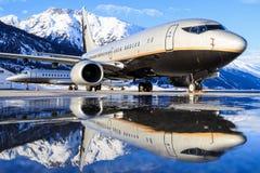 Rosyjska standardowa ajerówka 737 Obrazy Stock