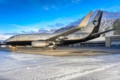 Rosyjska standardowa ajerówka 737 Zdjęcia Royalty Free