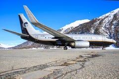 Rosyjska standardowa ajerówka 737 Zdjęcie Royalty Free