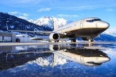 Rosyjska standardowa ajerówka 737 Fotografia Royalty Free