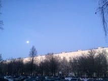 Rosyjska zima fotografia royalty free