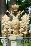 Rosyjski żakiet ręki Obrazy Royalty Free