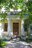 Rosyjski drzwi Zdjęcie Stock