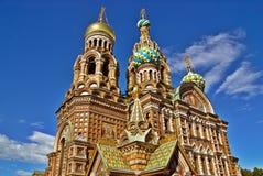Rosyjski Kościół Zdjęcia Stock