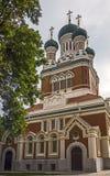 Rosyjski kościół w Ładni 3 zdjęcia stock