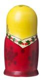 Rosyjski lali matryoshka zdjęcie royalty free