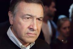 Rosyjski milioner Agalarov Aras Iskanderovich obraz stock