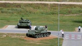 Rosyjski militarny zbiornik na wojska forum 2017 zdjęcie wideo