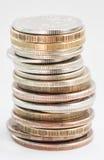 rosyjski monety Zdjęcie Stock