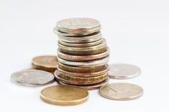rosyjski monety Zdjęcia Stock