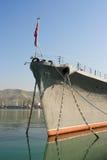 Rosyjski okręt wojenny Zdjęcia Stock