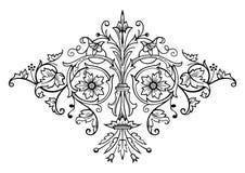 rosyjski ornamentu wektora Zdjęcia Royalty Free