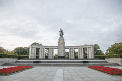 Rosyjski pomnik Obrazy Royalty Free