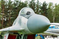Rosyjski Radziecki wielocelowy linia frontu wojownik Zdjęcie Stock