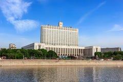 Rosyjski rzędu dom Obraz Stock