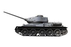 Rosyjski zbiornik T34 Obraz Royalty Free
