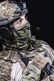 Rosyjskie siły zbrojne Obraz Stock