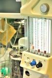 Rotámetro del aparato respiratorio Fotos de archivo