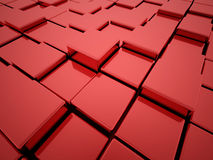 Rot berechnet des Konzeptes Lizenzfreie Stockfotos