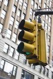 Rot, gelb, Grün Stockfotos