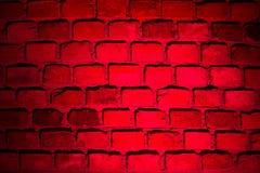 Rot mit weißer Verbindung Lizenzfreie Stockfotografie
