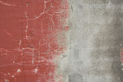 Rot und Grau Stockfotografie