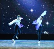 Rotação básica da dança foto de stock royalty free